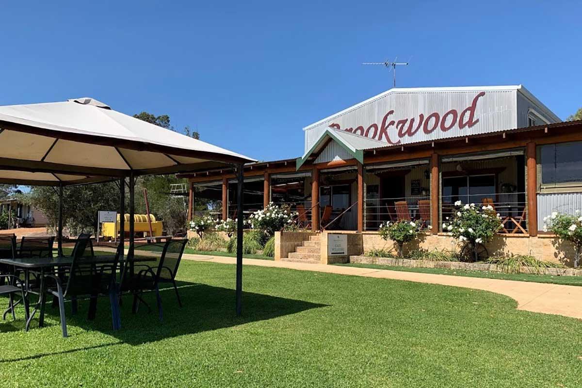 Visit Margaret River, Brookwood Estate Winery